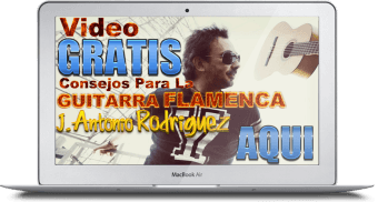 video gratis de guitarra flamenca por jose antonio rodriguez