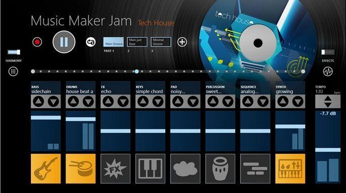 Aplicación Para Componer Canciones: Music Maker Jam