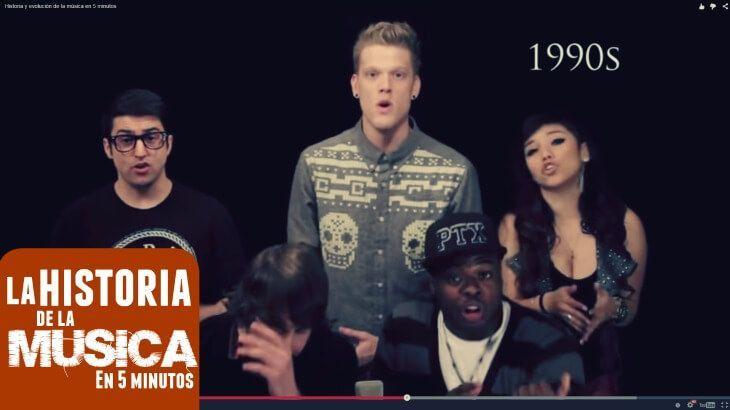 La Historia De La Música | 2 Vídeos Para Conocer De Donde Venimos