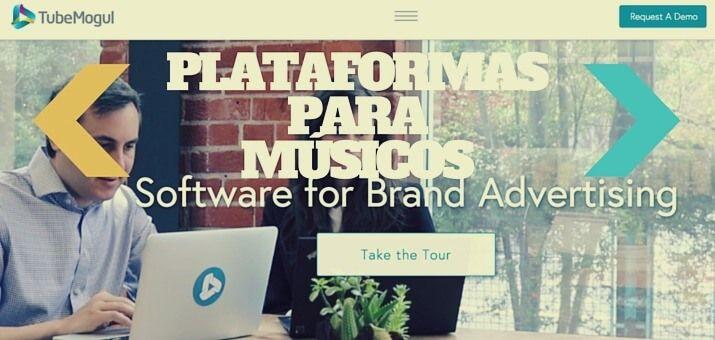 plataformas para musicos