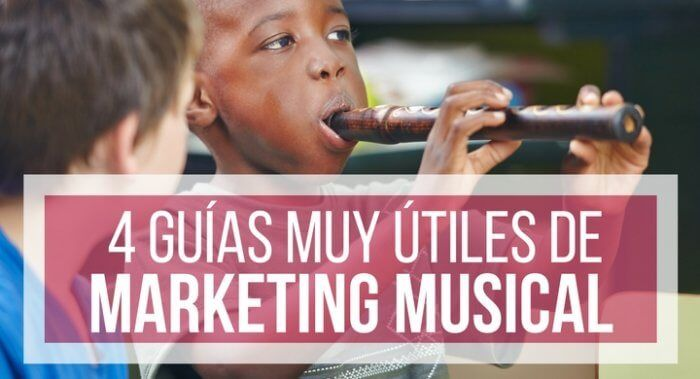 guías de marketing musical